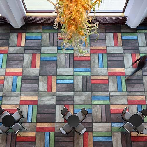 Profils de projet | Revêtements de sol Milliken Floor Covering